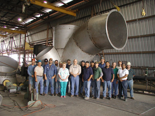 Moody Construction Services Staff
